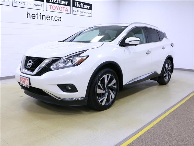 2018 Nissan Murano Platinum (Stk: 195772) in Kitchener - Image 1 of 33