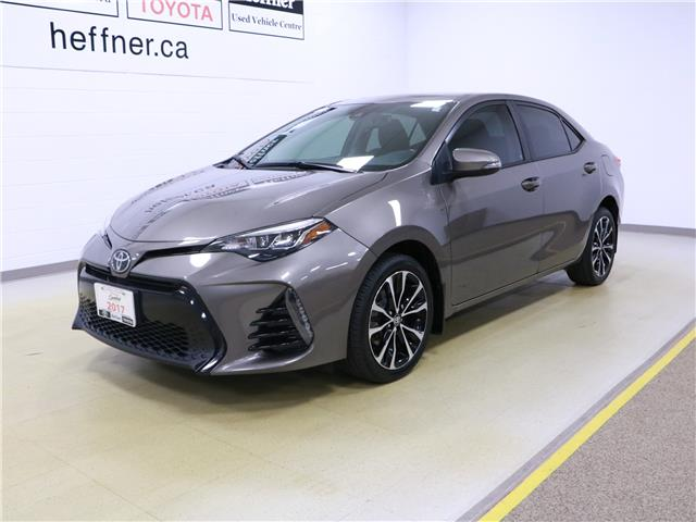 2017 Toyota Corolla SE (Stk: 195808) in Kitchener - Image 1 of 32
