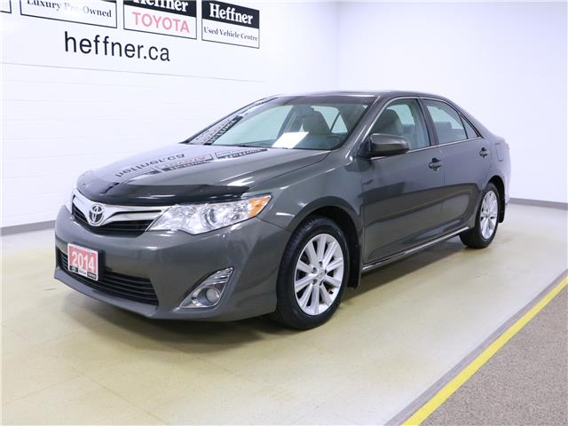 2014 Toyota Camry XLE V6 (Stk: 195827) in Kitchener - Image 1 of 31