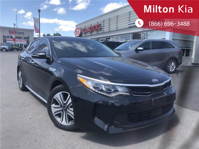2019 Kia Optima Hybrid  (Stk: 032364) in Milton - Image 1 of 19