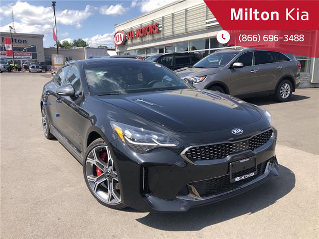 2019 Kia Stinger GT Limited (Stk: 066932) in Milton - Image 1 of 17