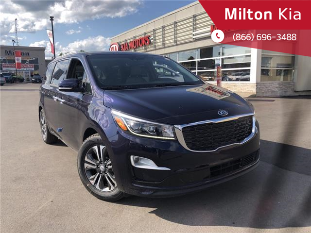 2020 Kia Sedona SX Tech (Stk: 579859) in Milton - Image 1 of 19