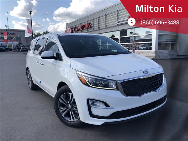 2020 Kia Sedona SX Tech (Stk: 573551) in Milton - Image 1 of 21