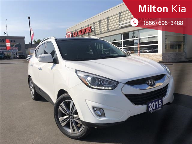 2015 Hyundai Tucson Limited (Stk: P0087) in Milton - Image 1 of 19