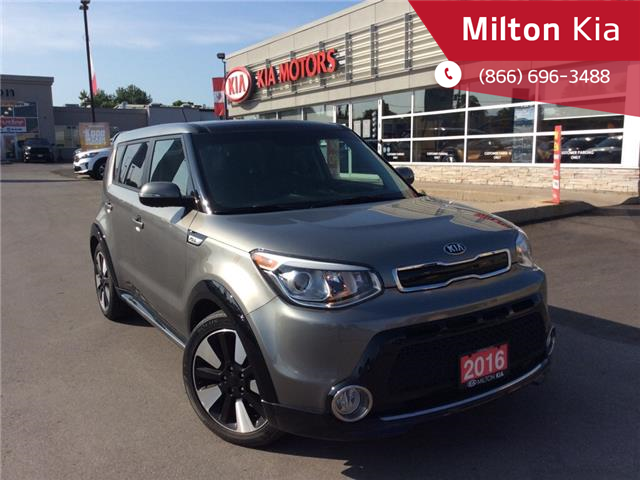 2016 Kia Soul SX Luxury (Stk: P0103) in Milton - Image 1 of 18