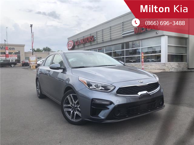 2019 Kia Forte EX Limited (Stk: 021706) in Milton - Image 1 of 20