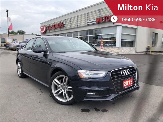 2015 Audi A4  (Stk: P0101) in Milton - Image 1 of 22