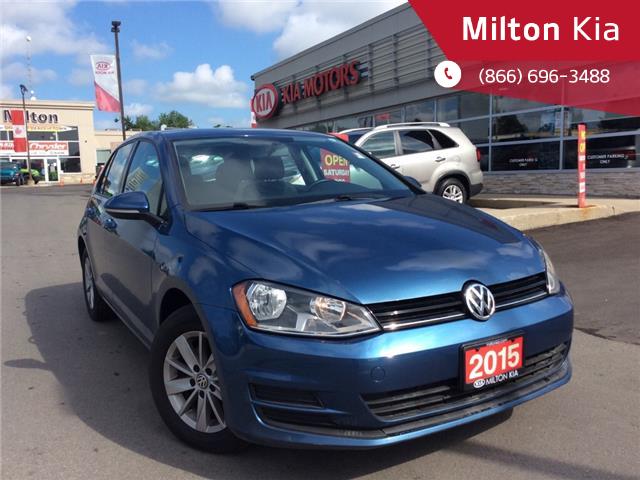 2015 Volkswagen Golf  (Stk: P0083) in Milton - Image 1 of 18