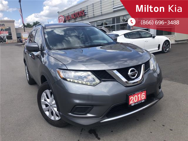 2016 Nissan Rogue  (Stk: 606247A) in Milton - Image 1 of 17