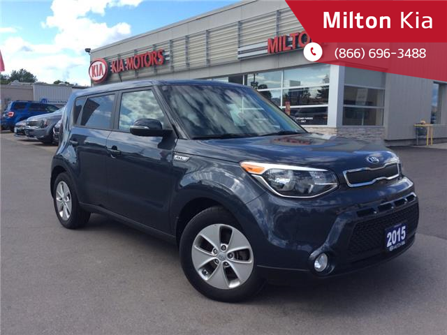 2015 Kia Soul  (Stk: P0031) in Milton - Image 1 of 18