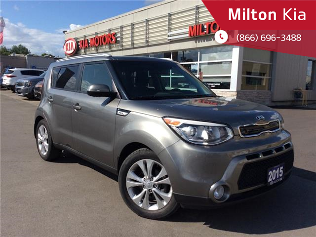 2015 Kia Soul  (Stk: P0068) in Milton - Image 1 of 19