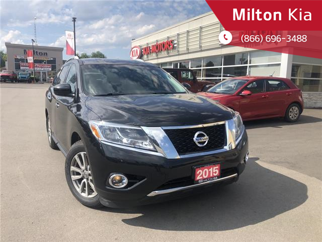 2015 Nissan Pathfinder SV (Stk: 013809A) in Milton - Image 1 of 19