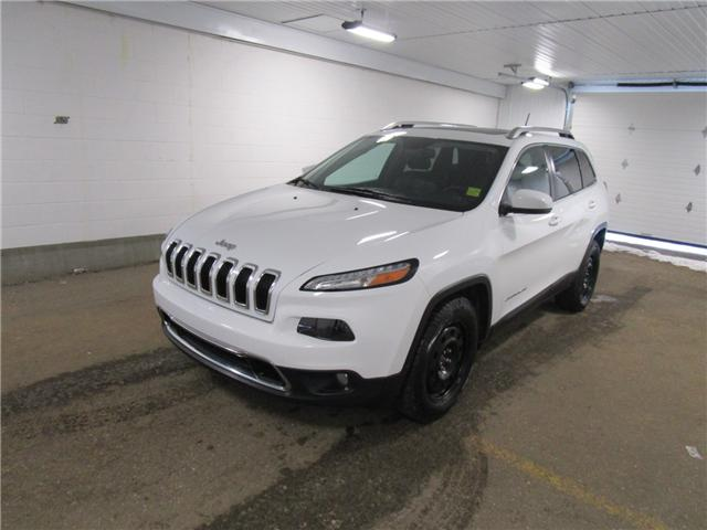2014 Jeep Cherokee Limited (Stk: 1910512 ) in Regina - Image 1 of 28