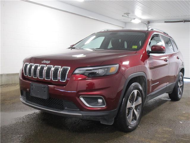 2019 Jeep Cherokee Limited (Stk: F170671 ) in Regina - Image 1 of 17