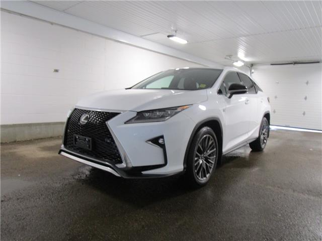 2019 Lexus RX 350 Base (Stk: F170796 ) in Regina - Image 1 of 39