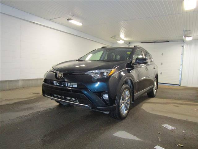 2018 Toyota RAV4 Limited (Stk: 2030782) in Regina - Image 1 of 35