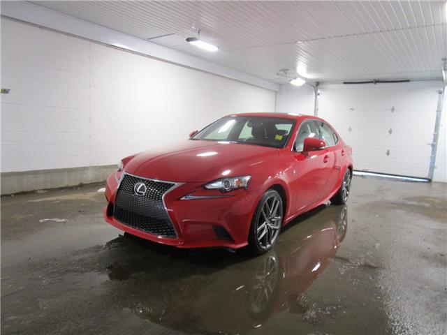 2016 Lexus IS 300 Base (Stk: 2080091 ) in Regina - Image 1 of 32
