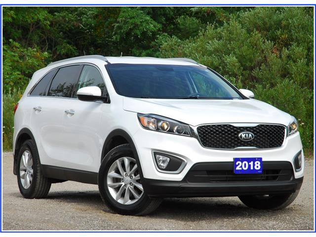 2018 Kia Sorento 2.4L LX (Stk: D93990BX) in Kitchener - Image 1 of 16