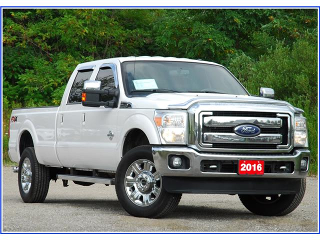 2016 Ford F-350 Lariat (Stk: D92260A) in Kitchener - Image 1 of 20