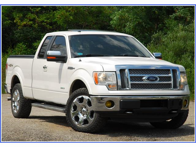 2011 Ford F-150 Lariat (Stk: 9F5950B) in Kitchener - Image 1 of 16