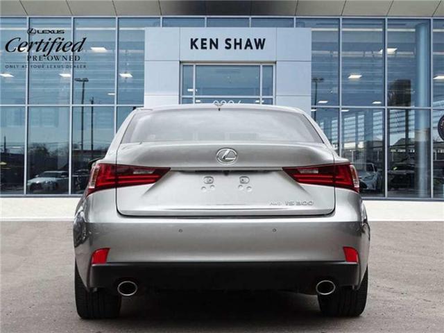 2016 Lexus IS 300 Base (Stk: 16159A) in Toronto - Image 6 of 20