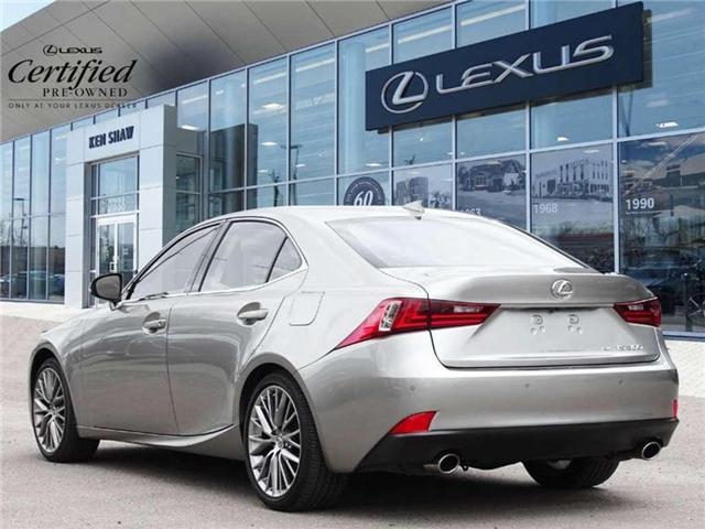 2016 Lexus IS 300 Base (Stk: 16159A) in Toronto - Image 7 of 20