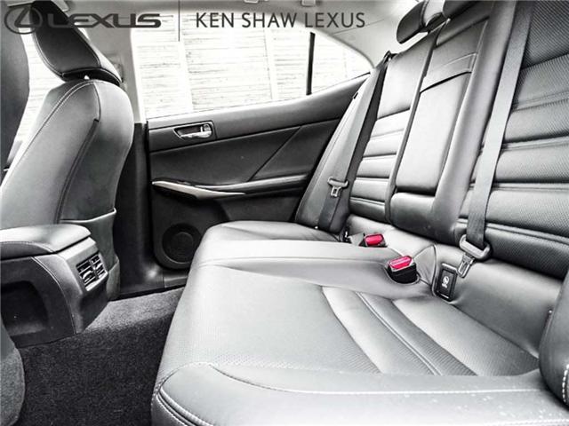 2016 Lexus IS 300 Base (Stk: 16159A) in Toronto - Image 10 of 20