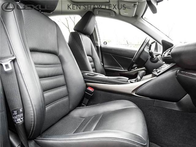 2016 Lexus IS 300 Base (Stk: 16159A) in Toronto - Image 11 of 20