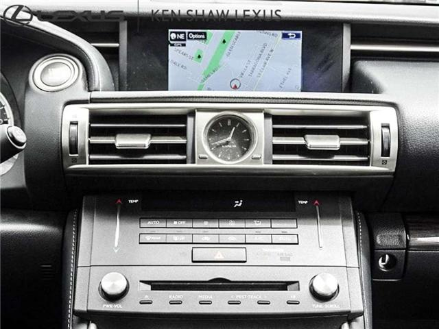 2016 Lexus IS 300 Base (Stk: 16159A) in Toronto - Image 13 of 20