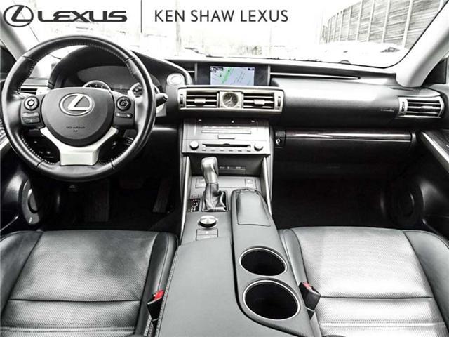 2016 Lexus IS 300 Base (Stk: 16159A) in Toronto - Image 14 of 20