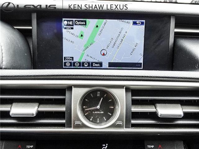 2016 Lexus IS 300 Base (Stk: 16159A) in Toronto - Image 19 of 20
