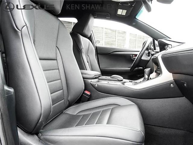2017 Lexus NX 200t Base (Stk: 16287A) in Toronto - Image 11 of 19