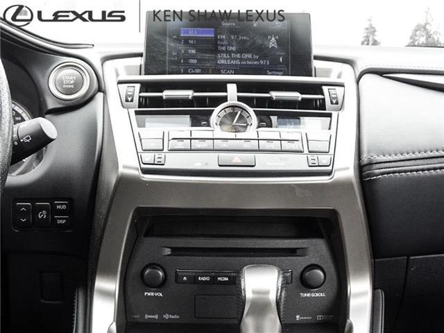 2017 Lexus NX 200t Base (Stk: 16287A) in Toronto - Image 15 of 19