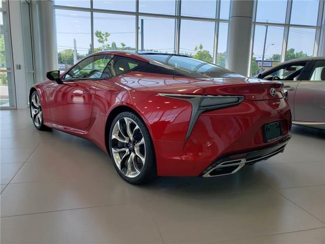 2019 Lexus LC 500 Base (Stk: L12124) in Toronto - Image 4 of 4