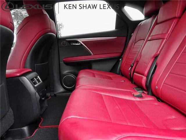 2017 Lexus RX 350 Base (Stk: 16400A) in Toronto - Image 10 of 20