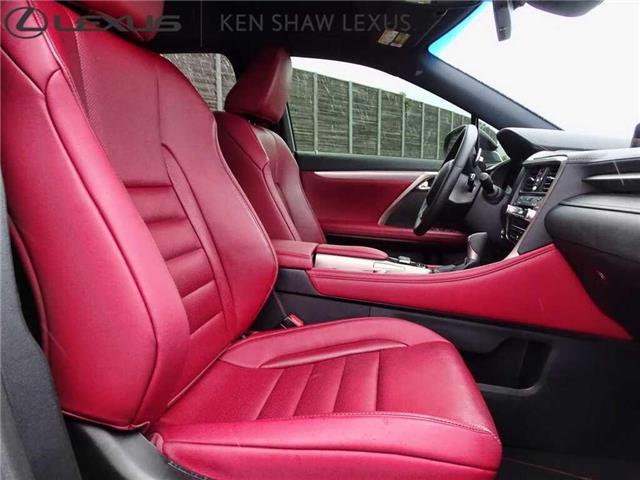 2017 Lexus RX 350 Base (Stk: 16400A) in Toronto - Image 11 of 20