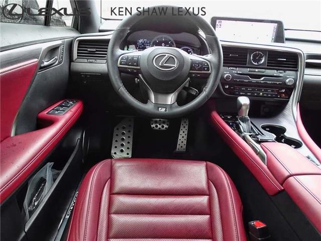 2017 Lexus RX 350 Base (Stk: 16400A) in Toronto - Image 13 of 20