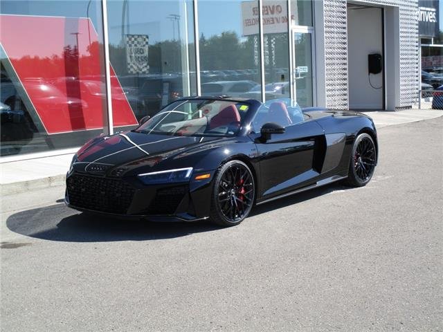 2020 Audi R8 5.2 V10 performance (Stk: 200003) in Regina - Image 1 of 27