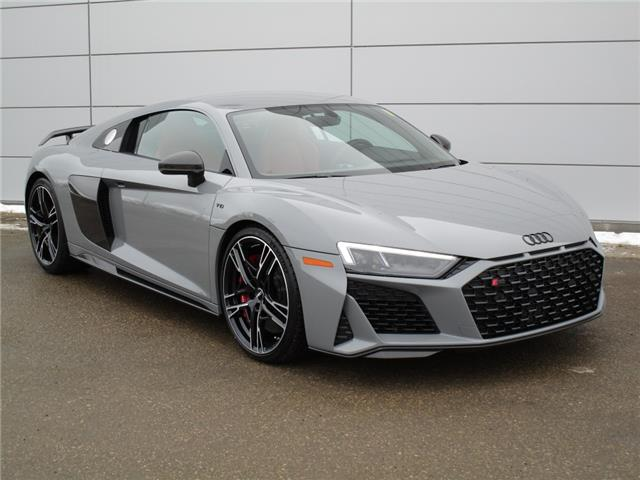 2020 Audi R8 5.2 V10 Performance quattro 7sp S tronic Coupe (Stk: 200074) in Regina - Image 1 of 39