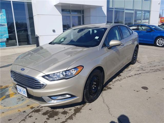 2018 Ford Fusion SE (Stk: 18573) in Perth - Image 1 of 14