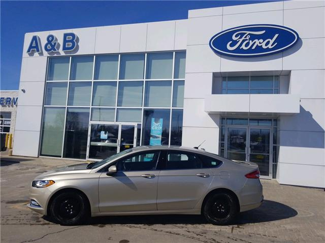 2018 Ford Fusion SE (Stk: 18573) in Perth - Image 2 of 14
