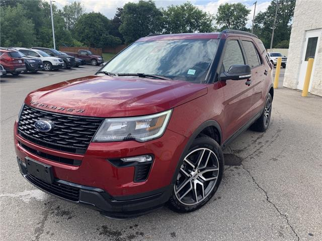 2019 Ford Explorer Sport (Stk: 19214) in Perth - Image 1 of 13