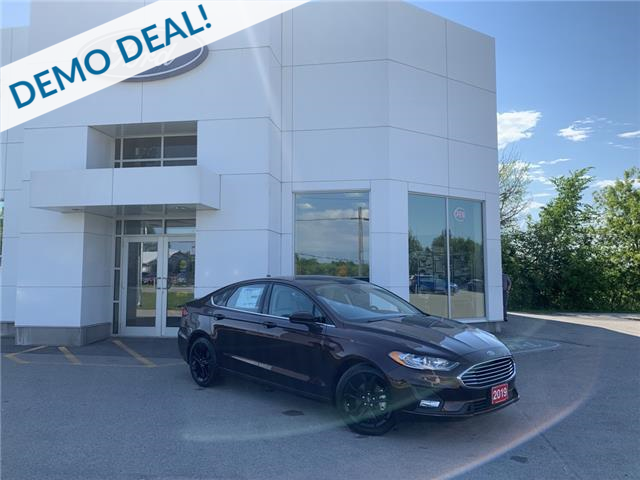 2019 Ford Fusion SE (Stk: 1951) in Smiths Falls - Image 1 of 1