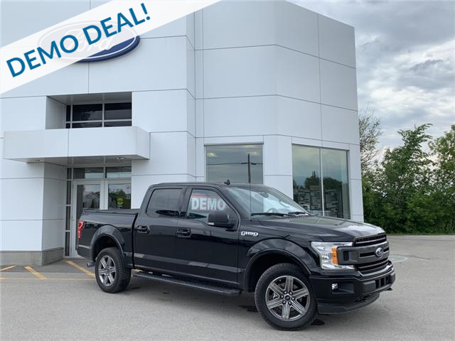 2018 Ford F-150 XLT (Stk: 1881) in Smiths Falls - Image 1 of 1