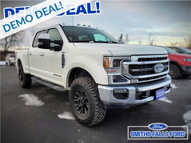 2020 Ford F-250 Lariat (Stk: 20447) in Smiths Falls - Image 1 of 11
