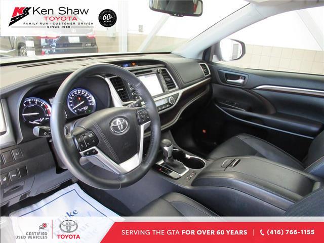 2016 Toyota Highlander Limited (Stk: 16018A) in Toronto - Image 8 of 17