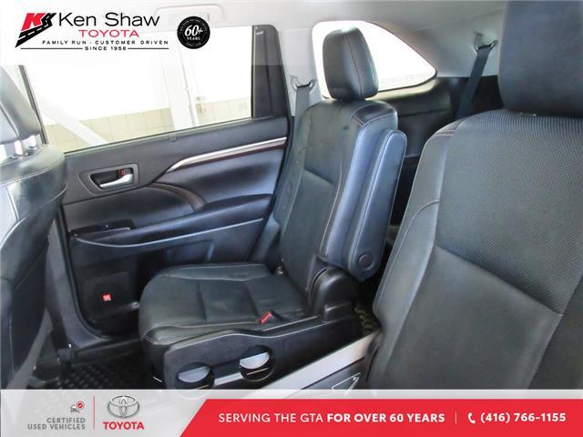 2016 Toyota Highlander Limited (Stk: 16018A) in Toronto - Image 9 of 17