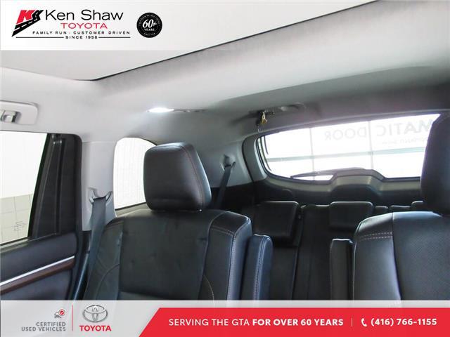 2016 Toyota Highlander Limited (Stk: 16018A) in Toronto - Image 10 of 17