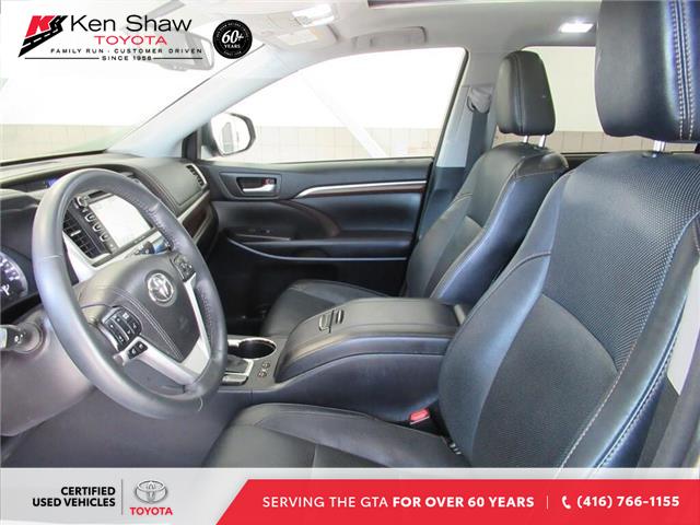 2016 Toyota Highlander Limited (Stk: 16018A) in Toronto - Image 11 of 17