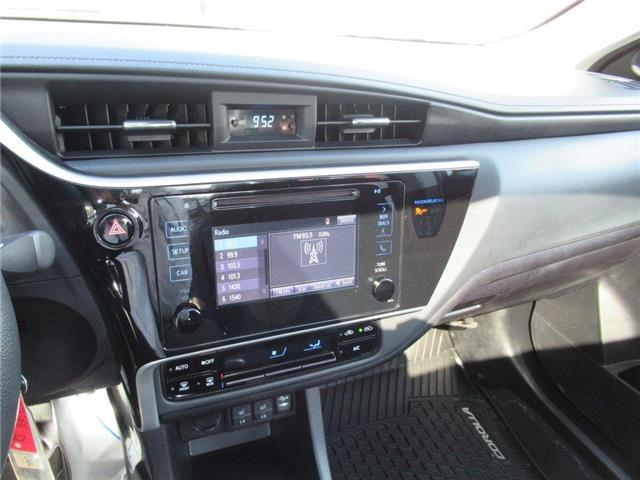 2018 Toyota Corolla  (Stk: 16127A) in Toronto - Image 10 of 22